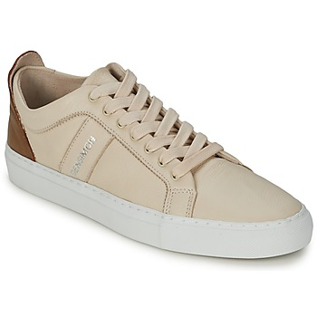 Schuhe Damen Sneaker Low Bensimon BICOLOR FLEXYS Beige
