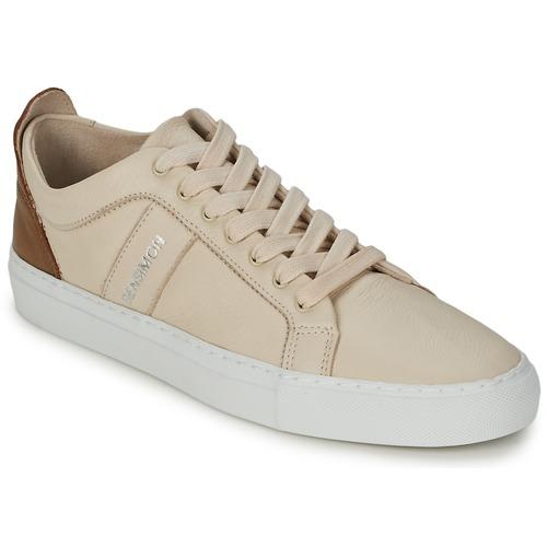 Bensimon BICOLOR FLEXYS Beige  Schuhe Sneaker Low Damen 132