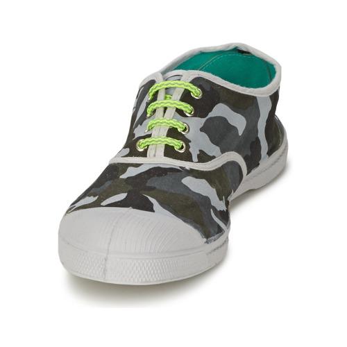 Bensimon TENNIS CAMOFLUO Camouflage  Schuhe Sneaker Low Herren Herren Herren 42 909749