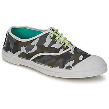 Sneaker Bensimon TENNIS CAMOFLUO Camouflage 350x350