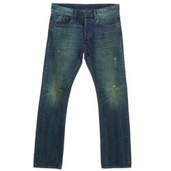 Kleidung Herren Straight Leg Jeans Ünkut Six Blau