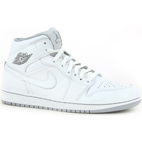 Schuhe Herren Sneaker High Nike Air  1 Mid