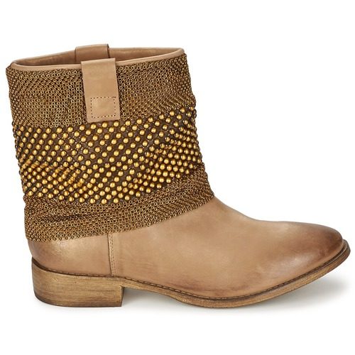 Strategia MAILLETT Gold Damen  Schuhe Boots Damen Gold 332,80 e99647
