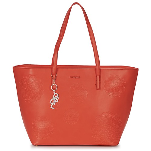 Shopper Desigual SAN FRANCISCO BLICK Rot 350x350