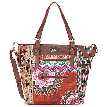 Shopper Desigual ARGENTINA TANZANIA Braun / Multifarben 350x350