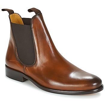 Schuhe Herren Boots Brett & Sons BERNARD Cognac