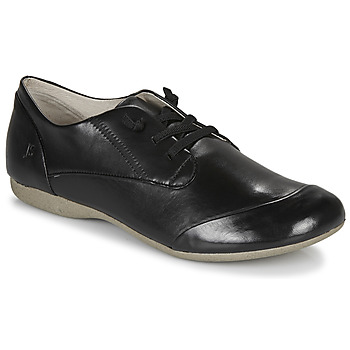 Schuhe Damen Derby-Schuhe Josef Seibel FIONA 01 Schwarz