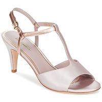 Schuhe Damen Sandalen / Sandaletten Luciano Barachini SPINETE Beige / Rose