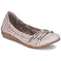 Schuhe Damen Ballerinas Mustang IVERO Rose