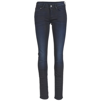 Kleidung Damen Straight Leg Jeans G-Star Raw ATTAC STRAIGHT Blau