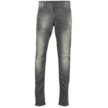Kleidung Herren Röhrenjeans G-Star Raw REVEND SUPER SLIM Grau