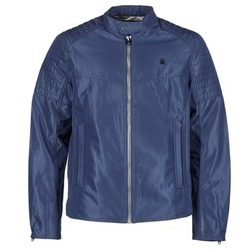 Kleidung Herren Jacken G-Star Raw ATTACC GP JKT Marine