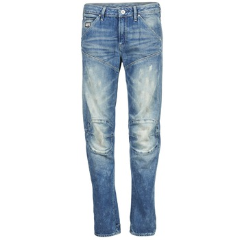 Kleidung Damen Straight Leg Jeans G-Star Raw 5620 3D LOW BOYFRIEND WMN   /   /   /    /