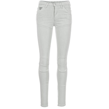 Kleidung Damen Röhrenjeans G-Star Raw 5621 ULTRA HIGH SUPER SKINNY WMN Grau