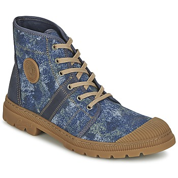 Schuhe Damen Sneaker High Pataugas AUTHENTIQUE/DE Blau
