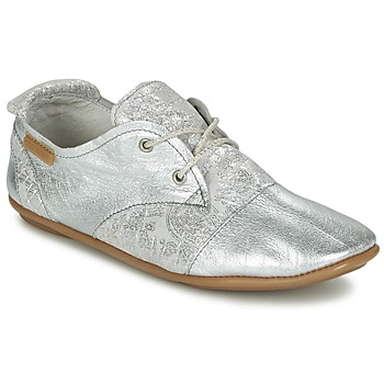 Schuhe Damen Derby-Schuhe Pataugas SWING/CA Silbern