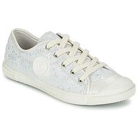 Schuhe Mädchen Sneaker Low Pataugas BOUTCHOU Weiss