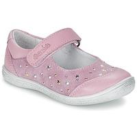 Schuhe Mädchen Ballerinas Acebo's DARKA Rose