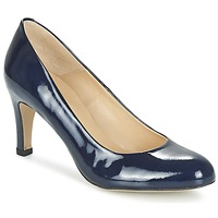 Schuhe Damen Pumps Perlato JULIANO Marine