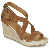 Schuhe Damen Sandalen / Sandaletten PLDM by Palladium WELLTON Braun