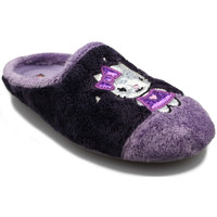 Schuhe Damen Hausschuhe Cabrera MONTBLAC W LILA