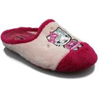 Schuhe Damen Hausschuhe Cabrera MONTBLAC W PINK