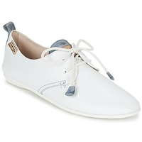 Schuhe Damen Derby-Schuhe Pikolinos CALABRIA 917 Weiss