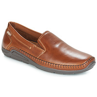 Schuhe Herren Slipper Pikolinos AZORES Braun