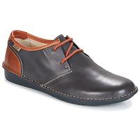 Schuhe Herren Derby-Schuhe Pikolinos SANTIAGO Schwarz