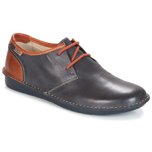 Pikolinos SANTIAGO Schwarz  Schuhe Derby-Schuhe Herren 87,20