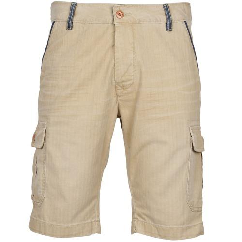 Kleidung Herren Shorts / Bermudas Kaporal DUMME Beige