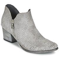 Schuhe Damen Ankle Boots Mimmu ERIKA Grau