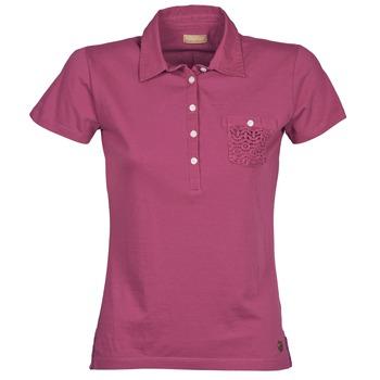 Kleidung Damen Polohemden Napapijri EZE Rose
