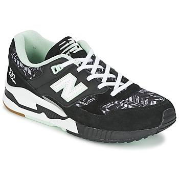 Schuhe Damen Sneaker Low New Balance W530 Schwarz / Weiss