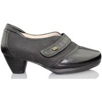 Schuhe Damen Pumps Drucker Calzapedic LINEA SPORT SCHWARZ