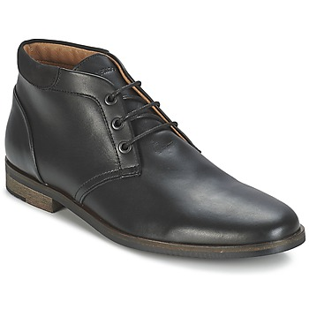 Schuhe Herren Boots Schmoove DIRTY DANDY Schwarz