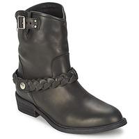 Schuhe Damen Boots Jonak LAMARIO Schwarz