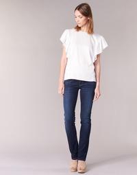 Kleidung Damen Straight Leg Jeans Pepe jeans GEN Blau