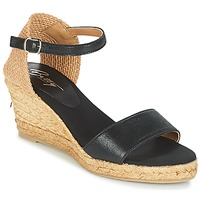 Schuhe Damen Sandalen / Sandaletten Betty London ANTE Schwarz