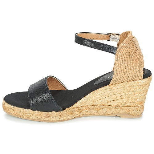 Betty London ANTE Schwarz Schuhe Sandalen / Sandaletten Damen 38,49
