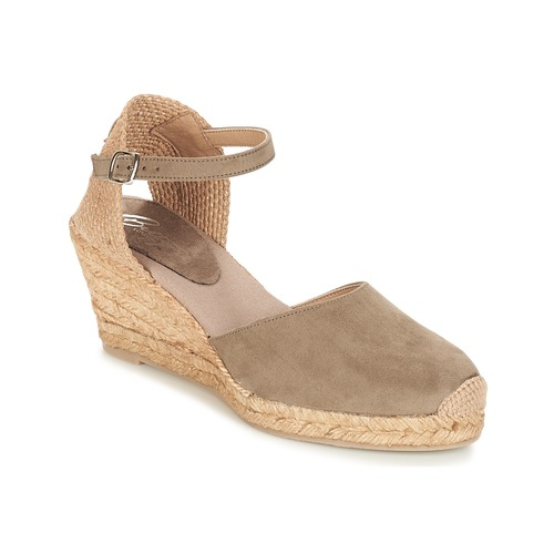 Schuhe Damen Sandalen / Sandaletten Betty London TECHNO Maulwurf