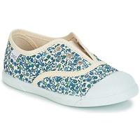 Schuhe Mädchen Sneaker Low Citrouille et Compagnie RIVIALELLE Blau / Multicolor