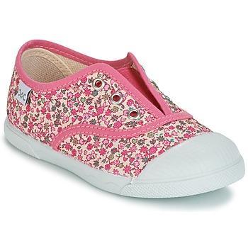 Schuhe Mädchen Sneaker Low Citrouille et Compagnie RIVIALELLE Rose / Multifarben