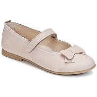 Schuhe Mädchen Ballerinas Citrouille et Compagnie PAPILLONE Creme