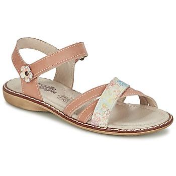 Schuhe Mädchen Sandalen / Sandaletten Citrouille et Compagnie JANDOLI
