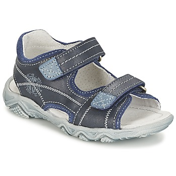 Schuhe Jungen Sandalen / Sandaletten Citrouille et Compagnie RAMTIGA Blau