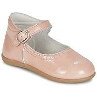 Schuhe Mädchen Ballerinas Citrouille et Compagnie BOUJBOUJ Rose