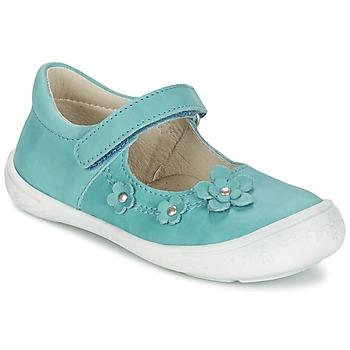 Schuhe Mädchen Ballerinas Citrouille et Compagnie MELINA BIS Blau