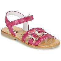 Schuhe Mädchen Sandalen / Sandaletten Citrouille et Compagnie CHOUPINETTE