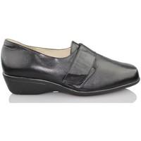 Schuhe Damen Richelieu Sana Pies SANAPIES NAPA CERVINO SCHWARZ